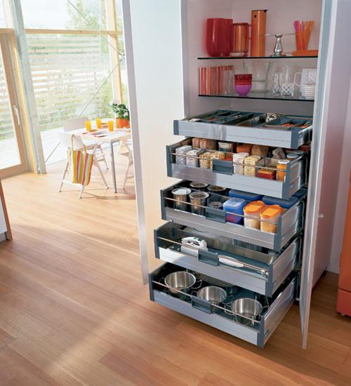 56 Useful Kitchen Storage Ideas