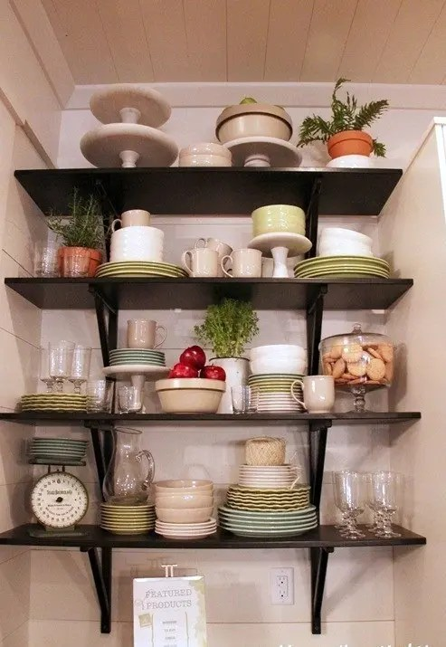 simple kitchen island transformations 56 useful storage ideas - digsdigs