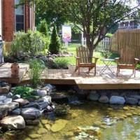 35 Cool Outdoor Deck Designs - DigsDigs
