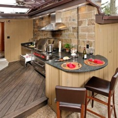 Outside Kitchen Designs Designer Colors 95 Cool Outdoor Digsdigs