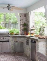 56 Cool Outdoor Kitchen Designs