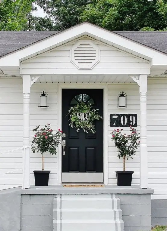 39 Cool Small Front Porch Design Ideas DigsDigs