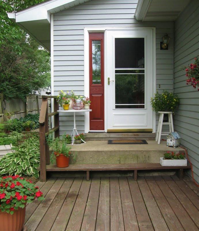 Tiny Screened Porch Ideas