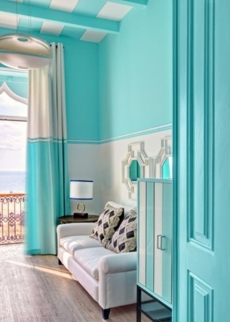 36 Cool Turquoise Home Dcor Ideas  DigsDigs