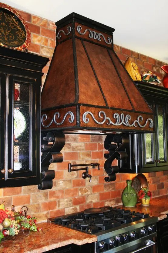 kitchen appliances brooklyn remodel contractor 48 cool vent hoods to accentuate your design ...