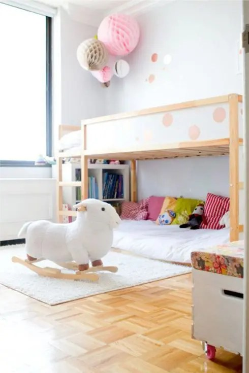 55 Cool Ikea Kura Beds Ideas For Your Kids Rooms Digsdigs