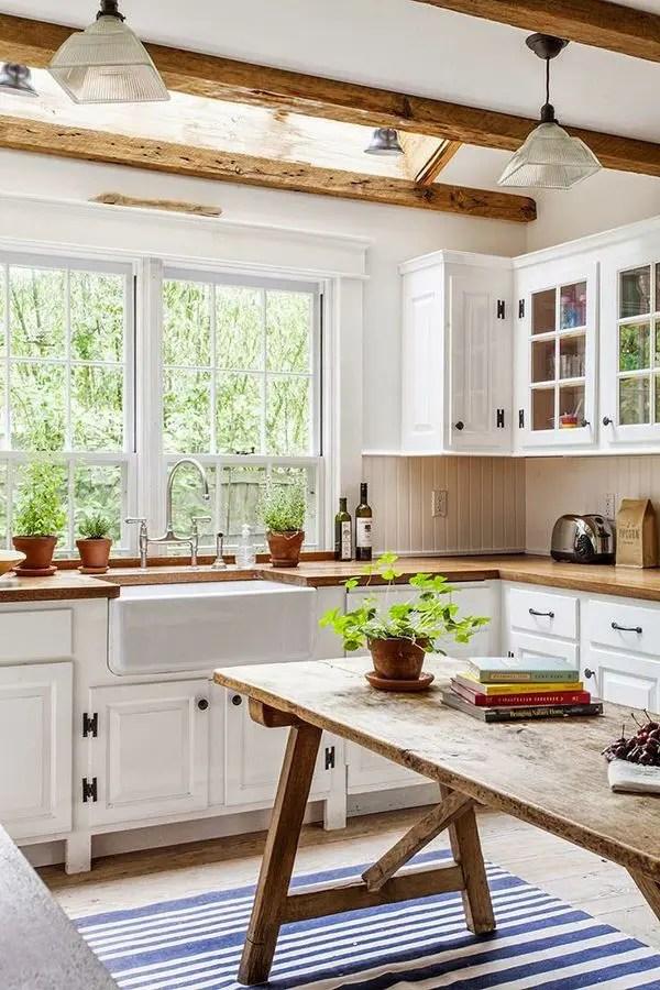 Kitchen Farm Table