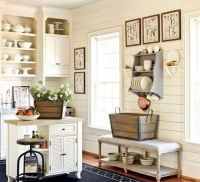 35 Cozy And Chic Farmhouse Kitchen Dcor Ideas