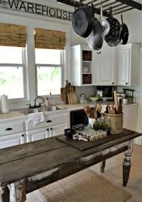 31 Cozy And Chic Farmhouse Kitchen Dcor Ideas
