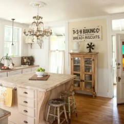 Decorating Ideas Kitchens Updated Kitchen 35 Cozy And Chic Farmhouse Decor Digsdigs