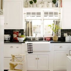Decor For Kitchen Free Design White Ideas The 36th Avenue Gorgeous Makeovers And Great Tips Of How