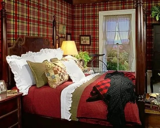 Country Fall Wallpaper 31 Cozy And Inspiring Bedroom Decorating Ideas In Fall