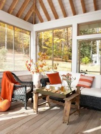 48 Cozy And Inviting Fall Living Room Dcor Ideas - DigsDigs