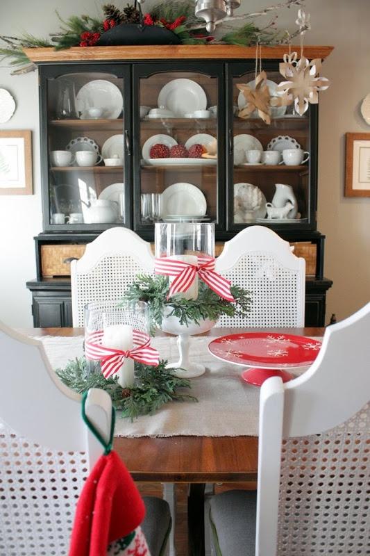 Vicky S Home Decorar La Cocina En Navidad Decorating