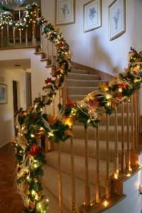 30 Cozy Fall Staircase Dcor Ideas | DigsDigs