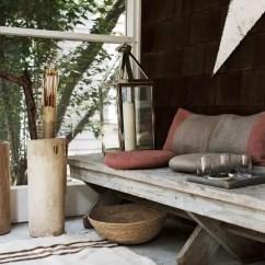 Corner Living Room Furniture Ideas Wall Art Pinterest 57 Cozy Rustic Patio Designs - Digsdigs