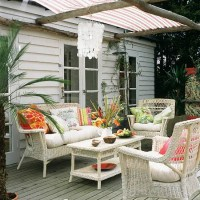 57 Cozy Rustic Patio Designs - DigsDigs