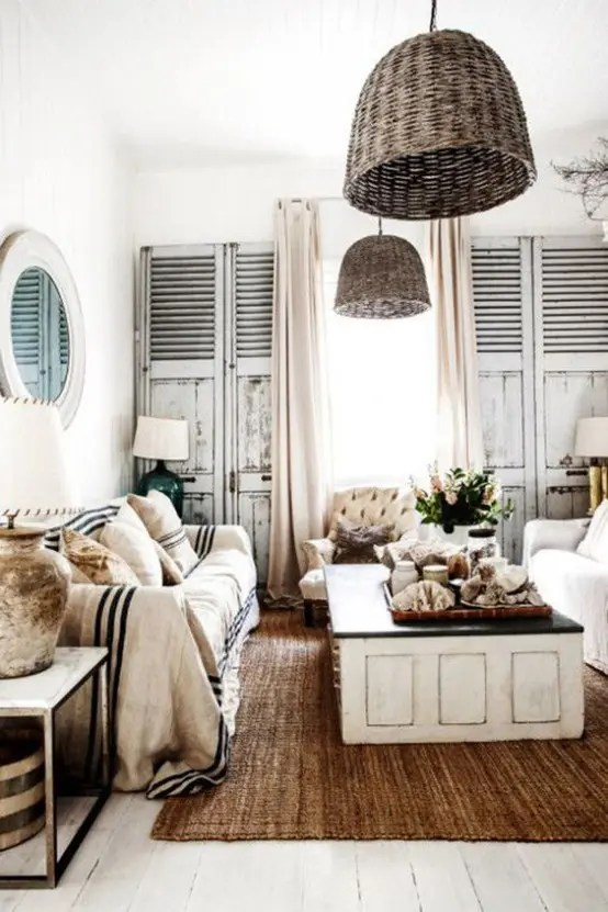37 Cozy Wicker Touches For Your Home Décor DigsDigs