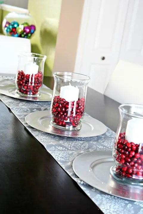 46 Cranberry Christmas Dcor Ideas  DigsDigs