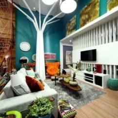 Modern Ceiling Ideas For Living Room Beach Decor Furniture Crazy Casa Cor With Ephemereal Interior Design - Digsdigs