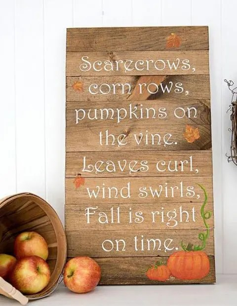 24 Wonderful Fall Decorations Ideas For Home Preppy Chic