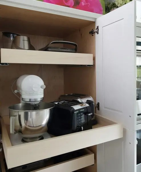 kitchen corner cabinet storage pfister faucet parts 42 creative appliances ideas for small kitchens ...