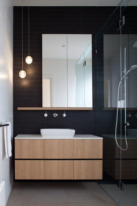 43 creative modern bathroom lights