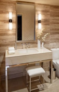 25 Creative Modern Bathroom Lights Ideas Youll Love