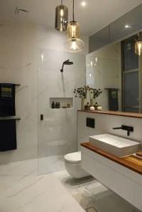 25 Creative Modern Bathroom Lights Ideas Youll Love ...