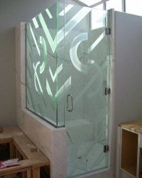 21 Creative Glass Shower Doors Designs For Bathrooms ...