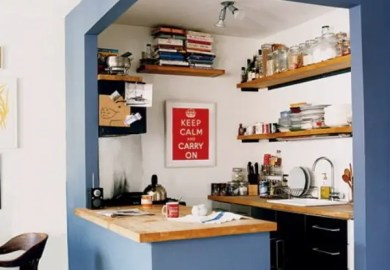 Decorating Ideas For Small Kitchen Spaces