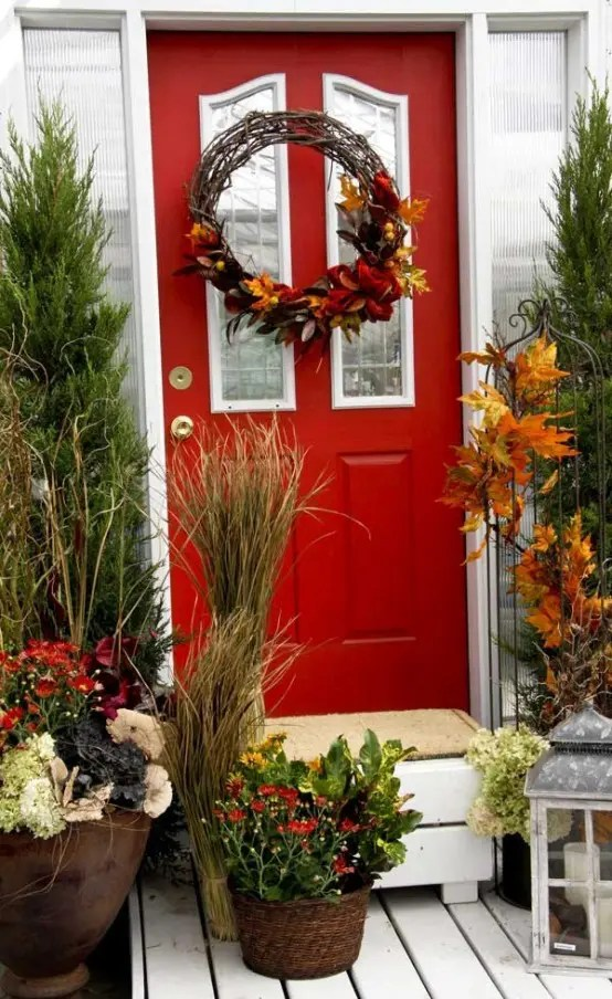 title | Front Door Fall Decor Ideas