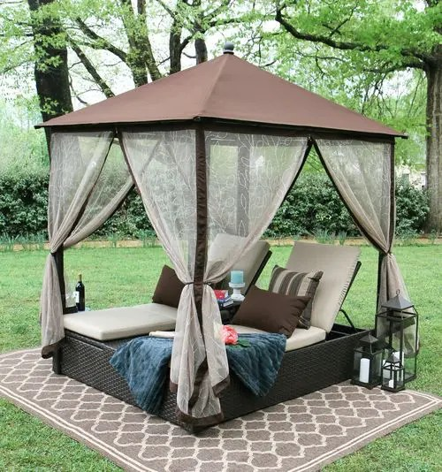 40 Cute And Practical Mosquito Net Ideas For Outdoors