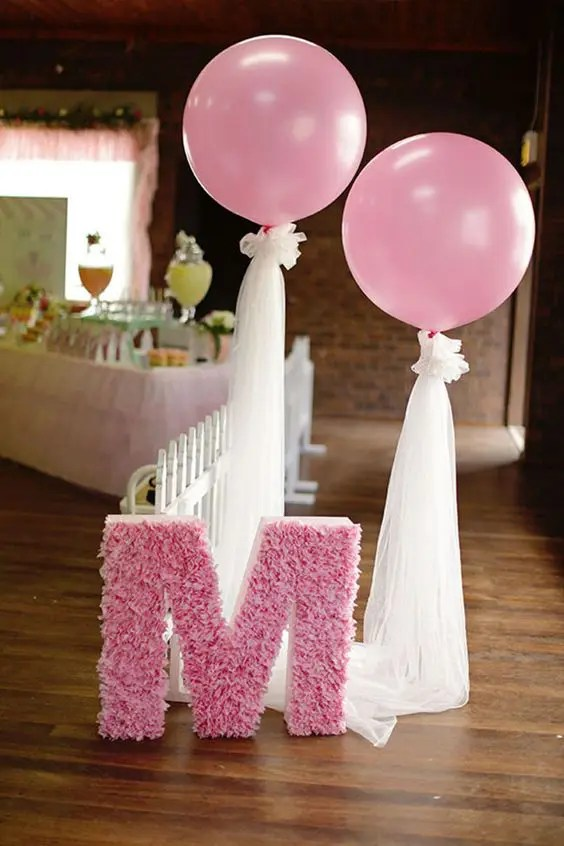 36 Cute Balloon Dcor Ideas For Baby Showers