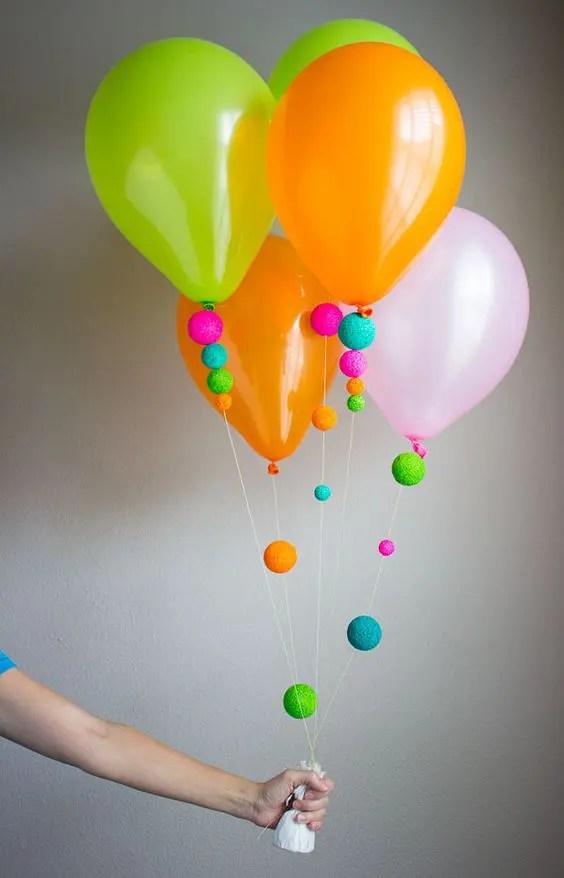 36 cute balloon décor