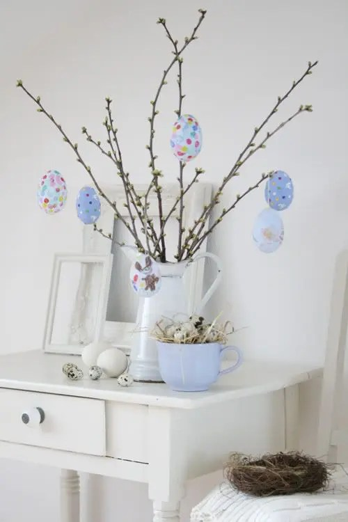 21 Cute Pastel Easter Dcor Ideas To Try  DigsDigs
