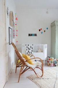 31 Cute Mid-Century Modern Kids Rooms Dcor Ideas - DigsDigs