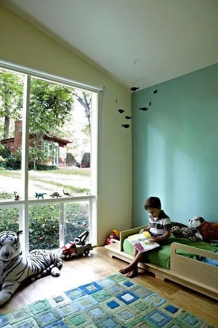 31 Cute MidCentury Modern Kids Rooms Dcor Ideas  DigsDigs