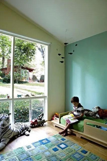 31 Cute Mid Century Modern Kids Rooms D 233 Cor Ideas Digsdigs