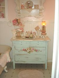 28 Lovely And Inspiring Shabby Chic Bathroom Dcor Ideas ...