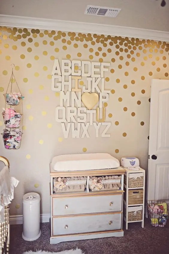 Nursery Baby Closet Ideas