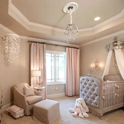31 Cutest And Most Chic Girl Nursery Designs To Get Inspired  DigsDigs