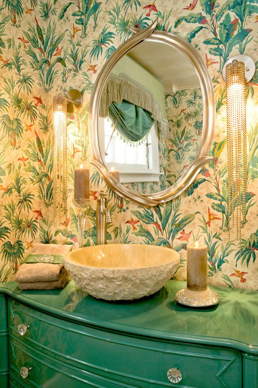 Cool Wallpapers For Fall Decorating With Botanical Wallpaper 31 Beautiful Ideas