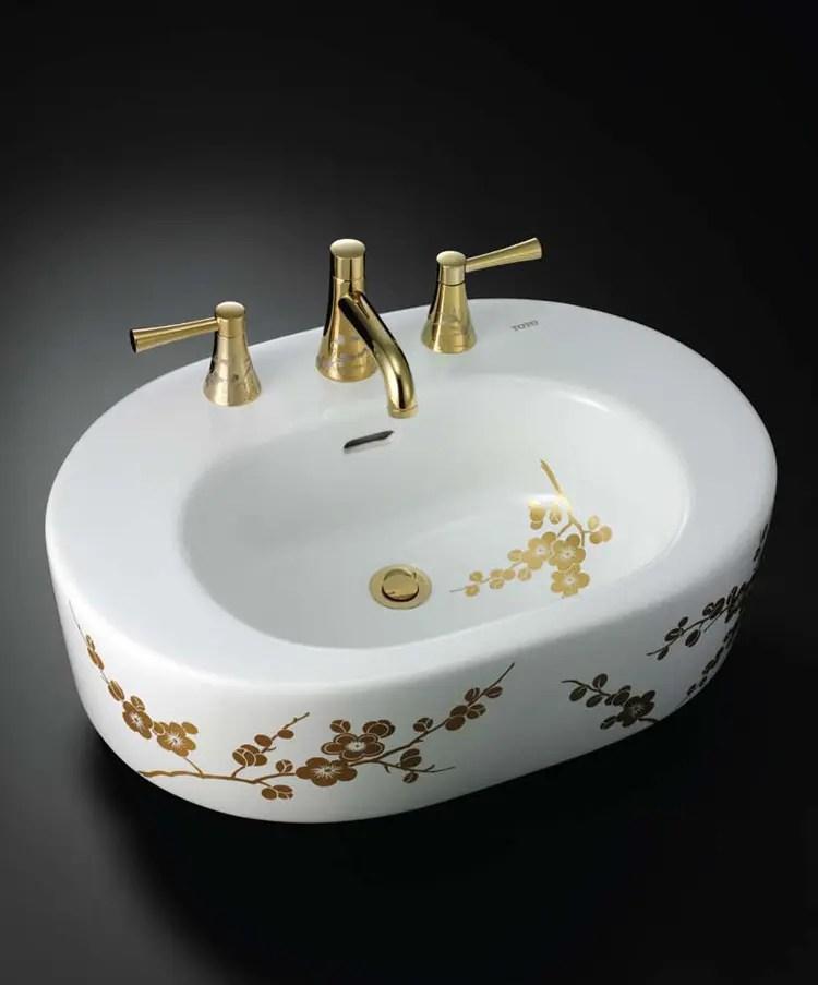 Decorative Luxury Toilets and Washstands  Miyabi from