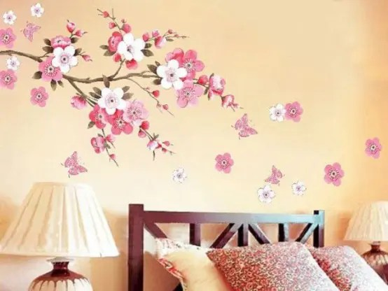 delicate cherry blossom d cor ideas for spring digsdigs