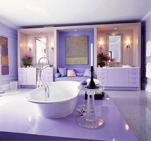 39 Delicate Home Dcor Ideas With Lavender Color  DigsDigs
