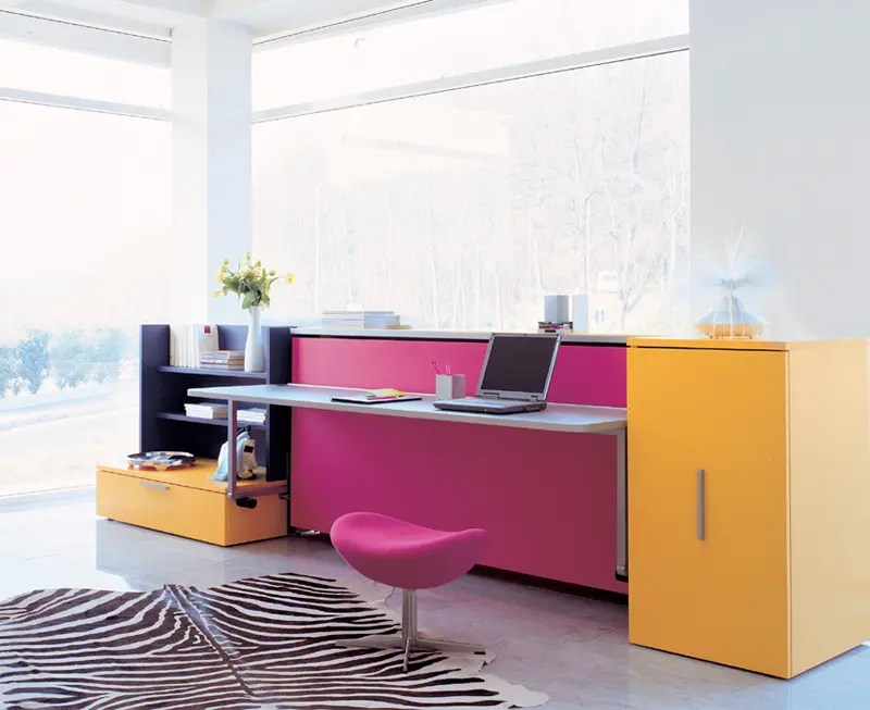5 Ideas To Organize Compact Workspace At Home  DigsDigs
