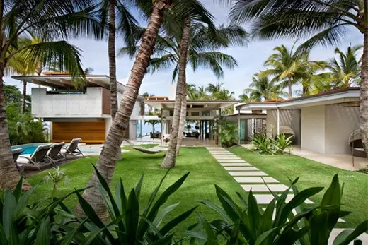 dream tropical house design