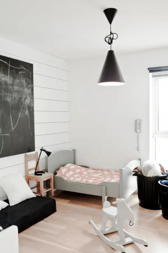 31 Dreamy And Soft Scandinavian Kids Rooms Dcor Ideas