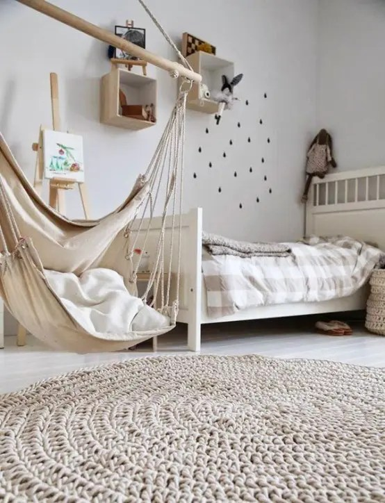 contemporary living room colors large layout ideas 31 dreamy and soft scandinavian kids rooms décor ...